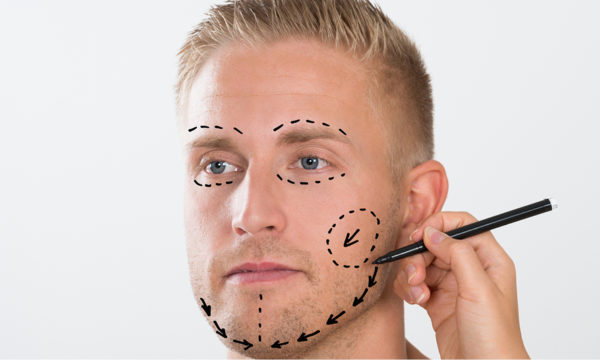 Jawline Filler and Other Tips for a Chiseled Masculine Face